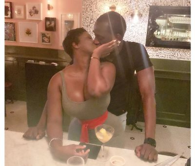 princess shyngle and frederic badji