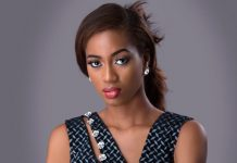 Nigeria beauty model